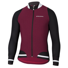 Etxeondo Bomber Bike Jersey Longsleeve Men red